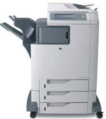 HP 4730 MFP image