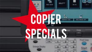 copiers specials