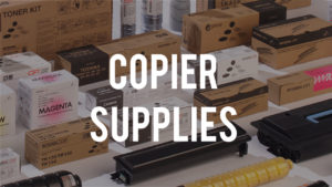 copiers supplies