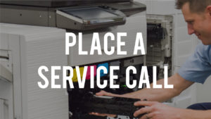 place a service call